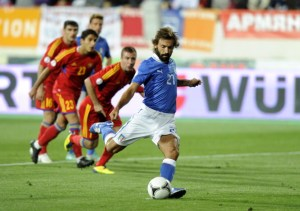 Armenia v Italy - FIFA 2014 World Cup Qualifier