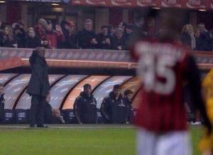Balotelli e Seedorf