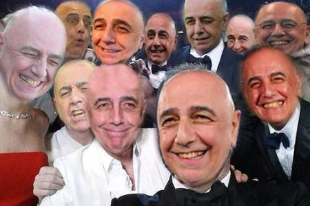 Foto di repertorio dal web: Galliani alla notte degli Oscar, tripudio della folla (GALLIANIANIHH)