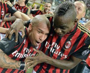 Soccer; Serie A; Milan-Inter