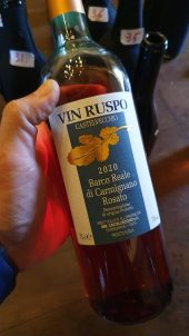 4 Castelvecchio, Vin Ruspo 2020