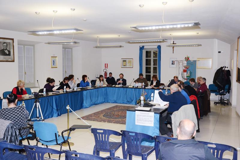 Santena convenzione per lufficio di segreteria comunale