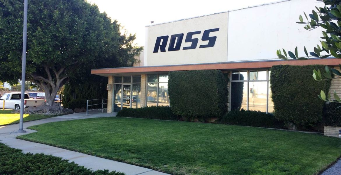 Ross Racing Pistons Company Headquarters In El Segundo California