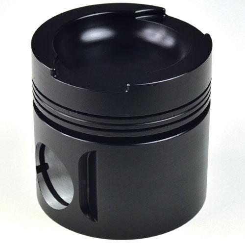 Ross Racing Pistons EPC 100L Heavy Diesel Black Skirt Coating