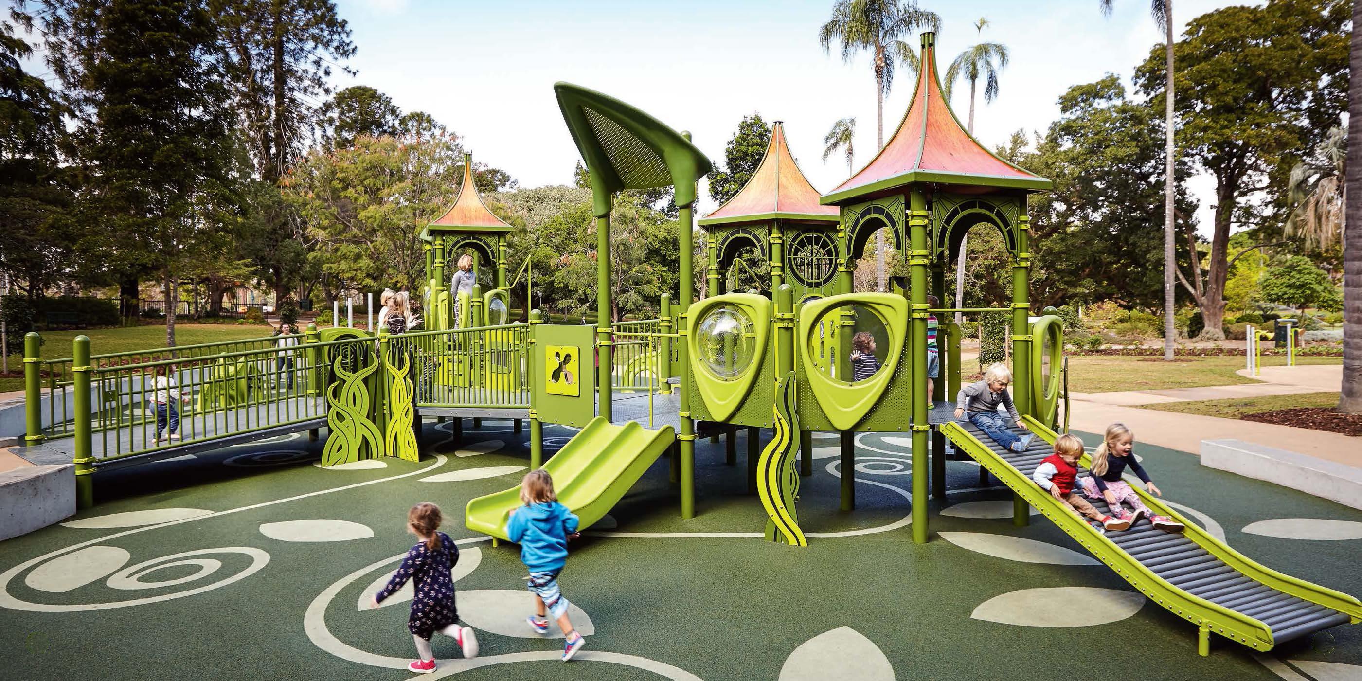 Playground Equipment