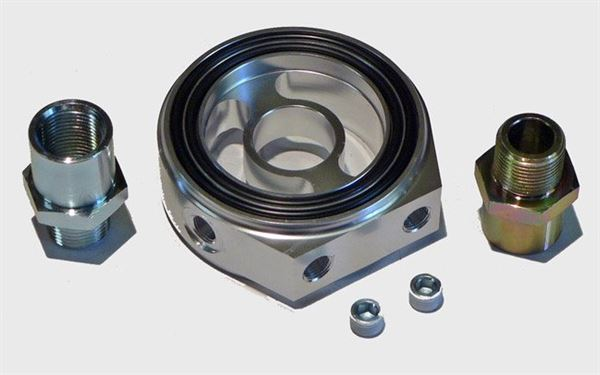 Blitz: Oil Sensor Attachment Plate - Ross Sport Ltd