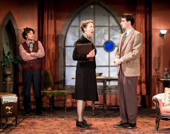 Andre Amarotico as Christopher Wren, Tori Truss as Mrs. Boyle