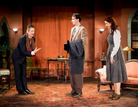 Robert Molossi as Mr. Paravicini, Evan Held as Giles Ralston, Heather Buck as Molly Ralston