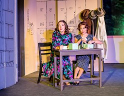 Chelsey Ristaino as Ilona Ritter, Marah Sotelo as Amalia Balash