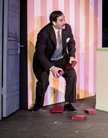 Patrick Barr as Ladislov Sipos