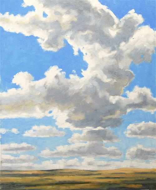 Painting Clouds Books