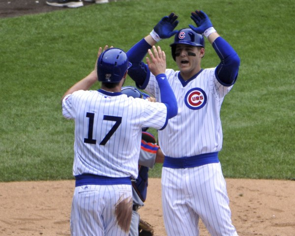Chicago Cubs 201617 Offseason RosterResourcecom