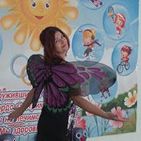 Феи в школе волшебниц - программа детского дня рождения