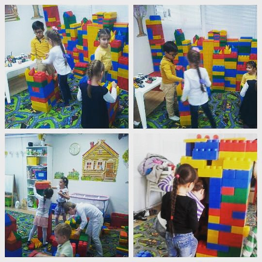 интерьер Legoroom