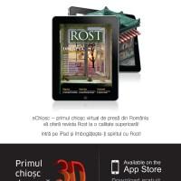 ROST poate fi citită acum şi pe iPad