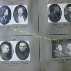 Dvoir-Derji Ghendelschi, Meer-Nișa Hincman, Vulah-Funa Haim, Marcus Hoffer