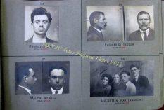 Smil Rabinovici, Teodor Luchievici, Mendel Malek, Max Goldstein (familia)
