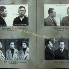 Simon Hers Schvartz, Isac Fruchman, Șeiva Goldstein, Dori Goldstein