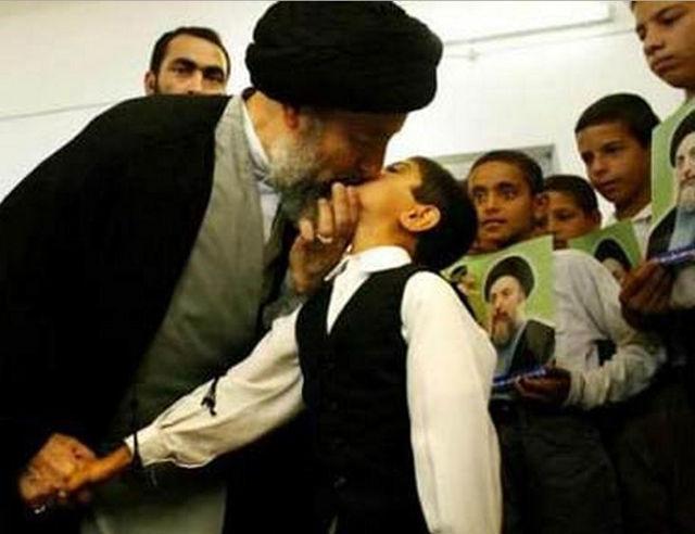 Pedofilia, parte a culturii afgane