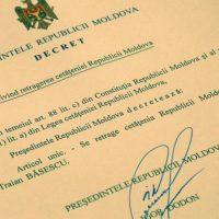 Frica face diferența. Dodon va pierde procesul cu Băsescu