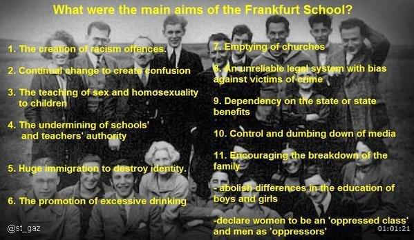 """Noua eră """"întunecată"""". Școala de la Frankfurt și """"corectitudinea politică"""" (ultima parte)"""