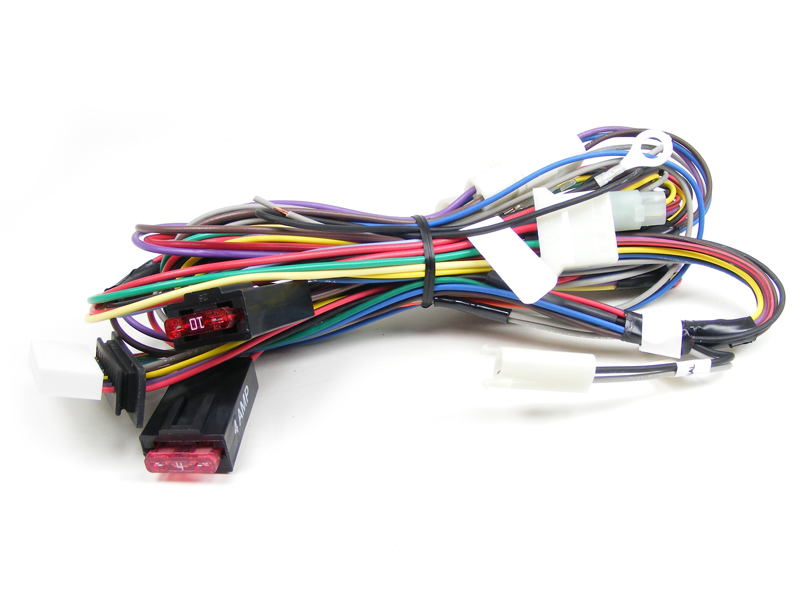 2005 harley davidson softail wiring diagram 1975 jeep cj5 rostra 250 1223 universal cruise control system 2317 global wire harness assembly
