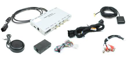 Rostra 250-7617 General Motors IntelliLink navigation add-on system