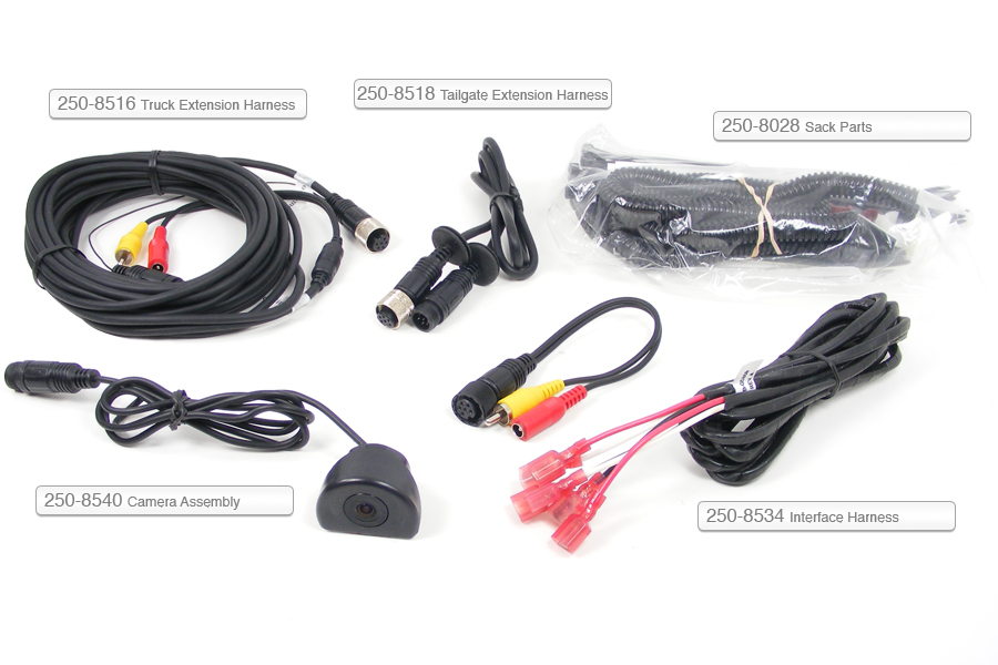 Tft Mirror Backup Camera Wiring Diagram LCD Monitor