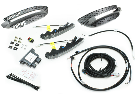 Mitsubishi Lancer LED DRL Daytime Running Light System 260