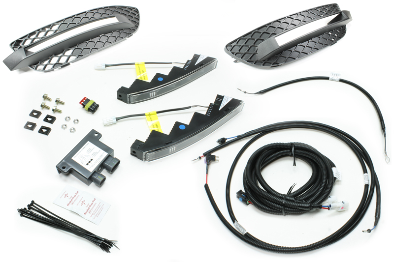 Mitsubishi Lancer LED DRL Daytime Running Light System 260