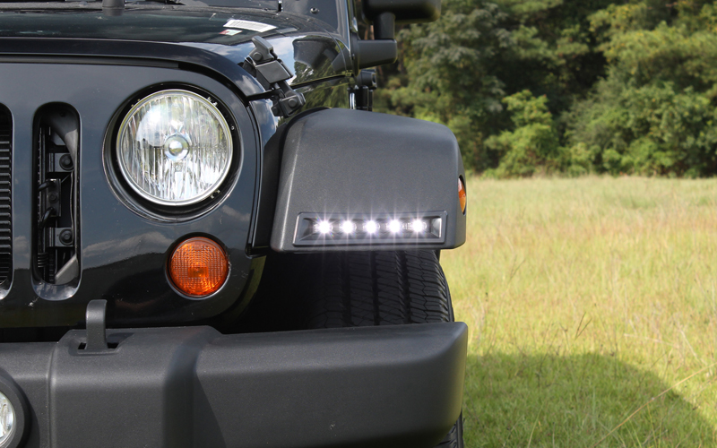 Wrangler Towing Mirrors Jeep Trailer