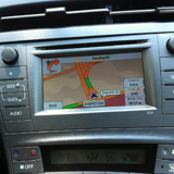 Rostra SoftTouch 250-7613 installed on 2013 Toyota Prius with factory 6.1-inch touch screen