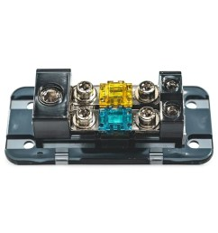roswell marine audio distribution block 1 in 2 out fused [ 1000 x 1000 Pixel ]