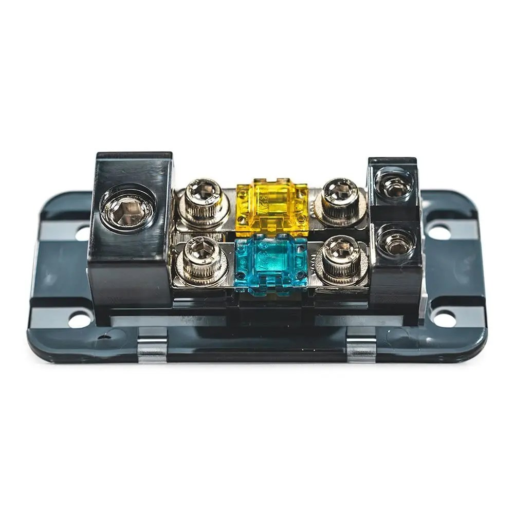 hight resolution of roswell marine audio distribution block 1 in 2 out fused