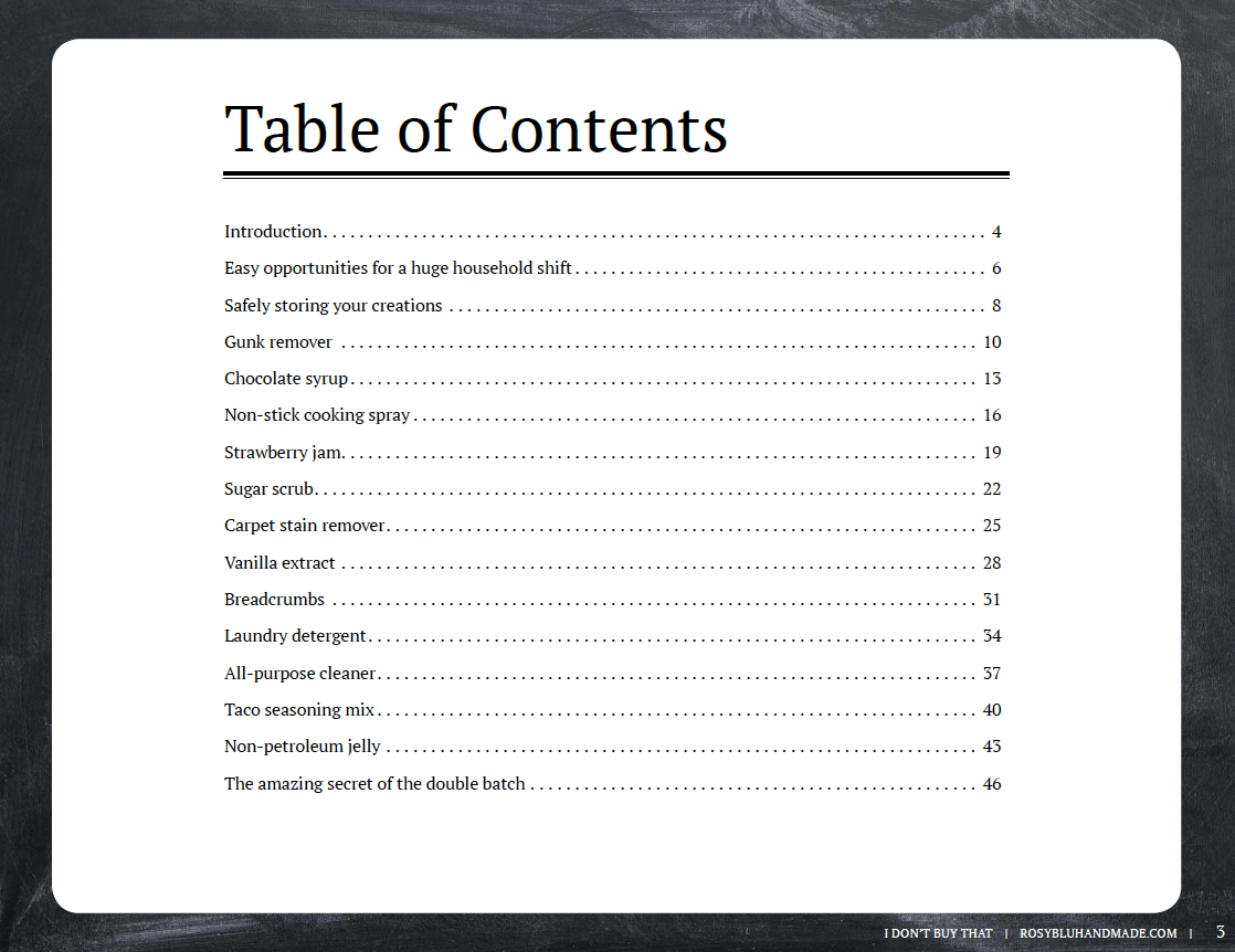 I don t buy that for Word 2013 table of contents template