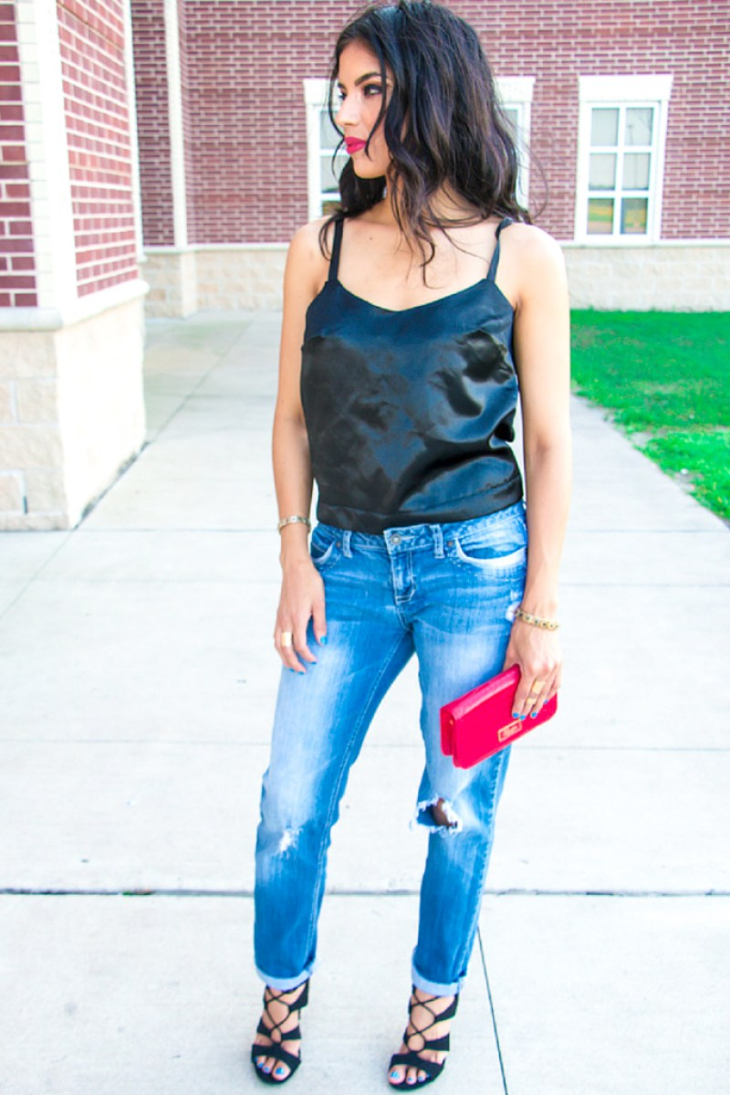 1 Top, 3 Looks - Rosy | Peña