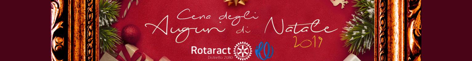 Cena degli auguri di Natale 2019 – Distretto Rotaract 2080