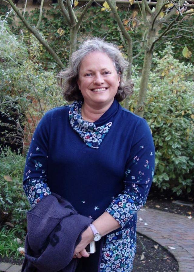 Karen Eveleigh