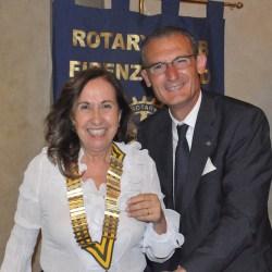 Antonia Antinolfi e Antonio Giovane