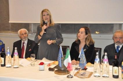 Laura Lega, prefetto di Firenze