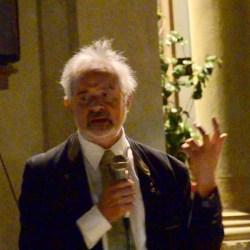 Il professor Giovanni Cipriani