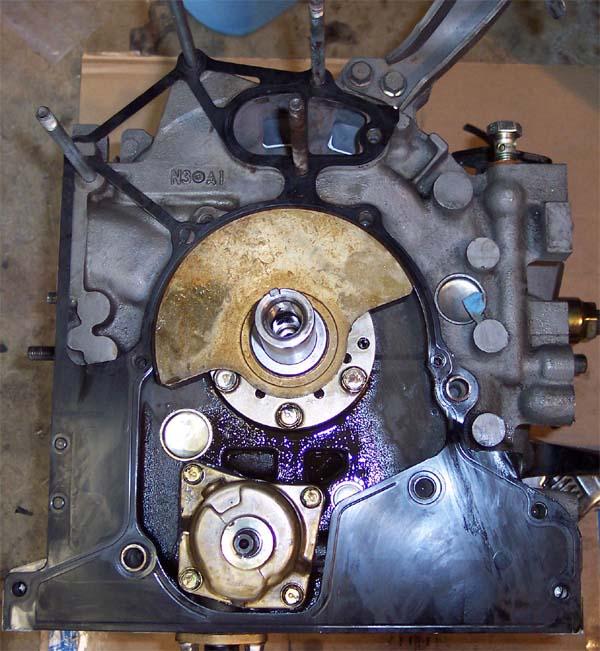 Rx7 Renesis Gasket Modification