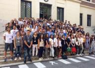 Gli Allievi del Corso Estivo Luiss 2016 - Roma