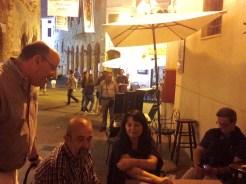 Cena infromale a Il Bacchino