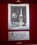 5Dono del Rotary TENUTA 12 - OPERA DI G.P.BONESINI