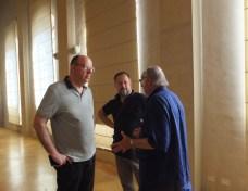 9 gruppo di discussione1 con Paoli, Tusoni, Bonesini