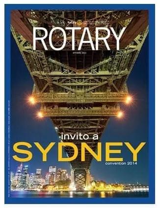 Rivista Rotary Ottobre 2013