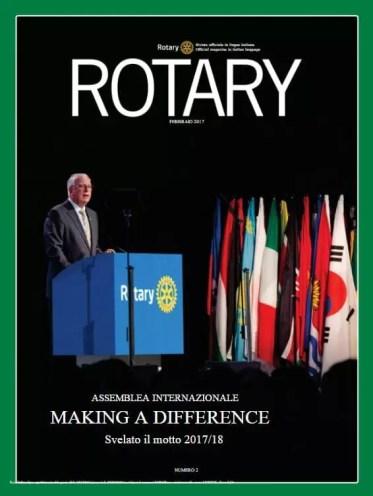 Rivista Rotary Febbraio 2017