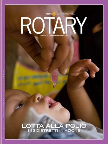 Rivista Rotary Npvembre-Dicembre 2018