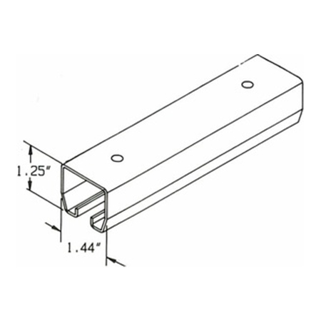 Unmounted Track & Accessories